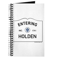 Holden Journal