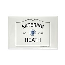 Heath Rectangle Magnet (10 pack)