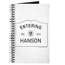 Hanson Journal