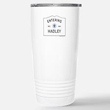 Hadley Stainless Steel Travel Mug