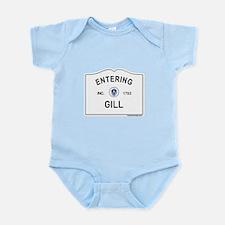 Gill Infant Bodysuit