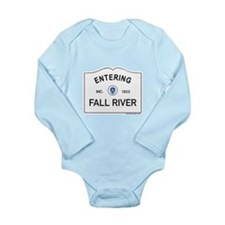 Fall River Onesie Romper Suit