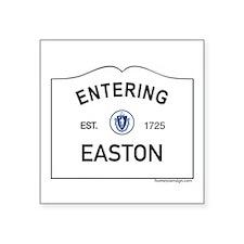 """Easton Square Sticker 3"""" x 3"""""""