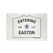 Easton Rectangle Magnet