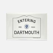 Dartmouth Rectangle Magnet