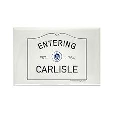 Carlisle Rectangle Magnet