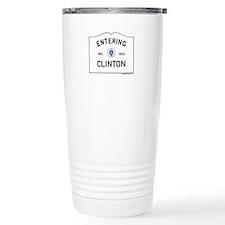 Clinton Travel Mug