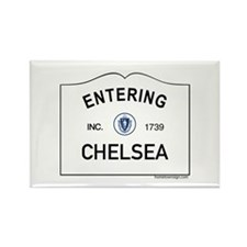 Chelsea Rectangle Magnet