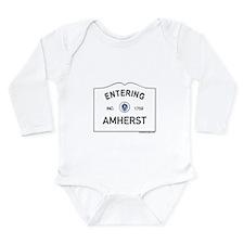 Amherst Long Sleeve Infant Bodysuit