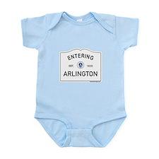 Arlington Infant Bodysuit