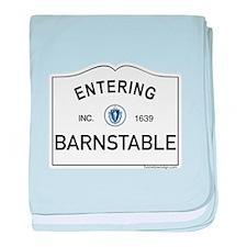 Barnstable baby blanket
