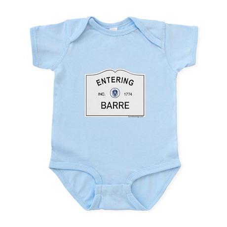 Barre Infant Bodysuit