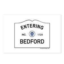 Bedford Postcards (Package of 8)