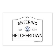 Belchertown Postcards (Package of 8)