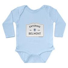 Bellingham Long Sleeve Infant Bodysuit