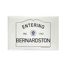 Bernardston Rectangle Magnet