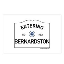 Bernardston Postcards (Package of 8)