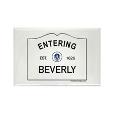 Beverly Rectangle Magnet