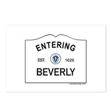 Beverly Postcards (Package of 8)