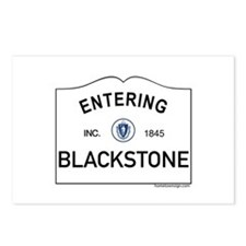Blackstone Postcards (Package of 8)