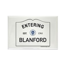 Blanford Rectangle Magnet