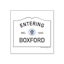 """Boxford Square Sticker 3"""" x 3"""""""