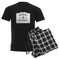 Boxford pajamas