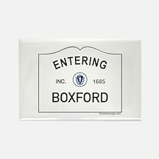 Boxford Rectangle Magnet