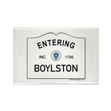 Boylston Rectangle Magnet