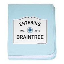 Braintree baby blanket