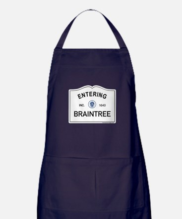 Braintree Apron (dark)