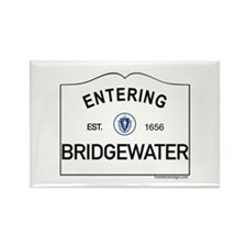 Bridgewater Rectangle Magnet