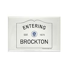 Brockton Rectangle Magnet