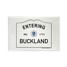 Buckland Rectangle Magnet