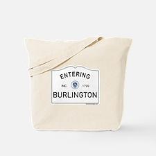Burlington Tote Bag