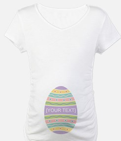 Your Text Easter Egg Shirt