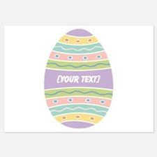 Your Text Easter Egg Invitations