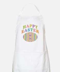 Happy Easter Egg Apron