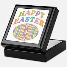 Happy Easter Egg Keepsake Box