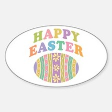 Happy Easter Egg Bumper Stickers