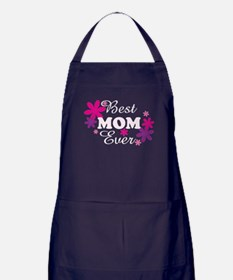 Best Mom Ever fl 1.1 Apron (dark)