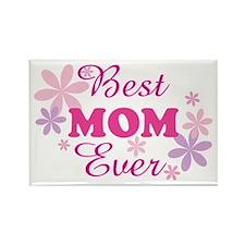 Best Mom Ever fl 1.1 Rectangle Magnet
