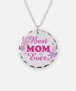 Best Mom Ever fl 1.1 Necklace
