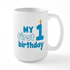 First Birthday Mug