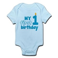 First Birthday Infant Bodysuit