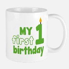 First Birthday Mug