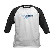 Marco Island - Beach Design. Tee