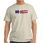 Ash Grey No Bush T-Shirt