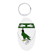 Eva Perrin Badge Keychains