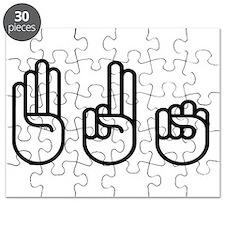 420 fingers Puzzle
